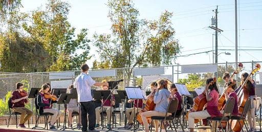 Roosevelt Music Program Improvises During Pandemic