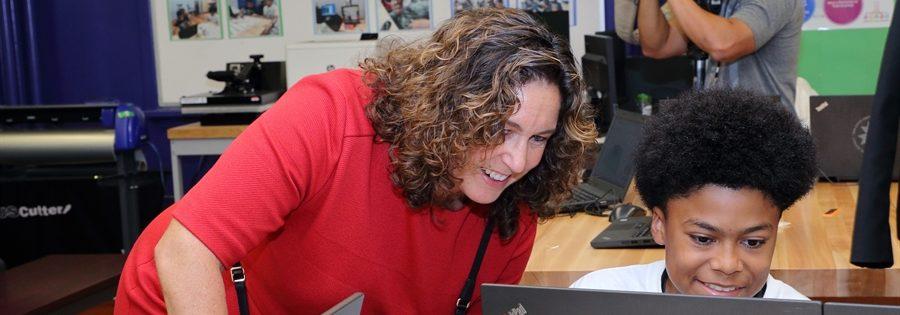 Superintendent Cindy Marten Confirmed as U.S. Deputy Education Secretary